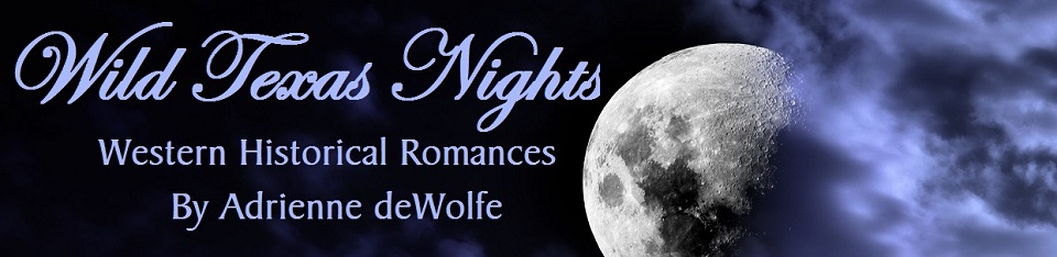 Wild Texas Nights: Western Historical Romance Novels